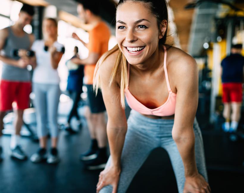 Träning för bättre hälsa