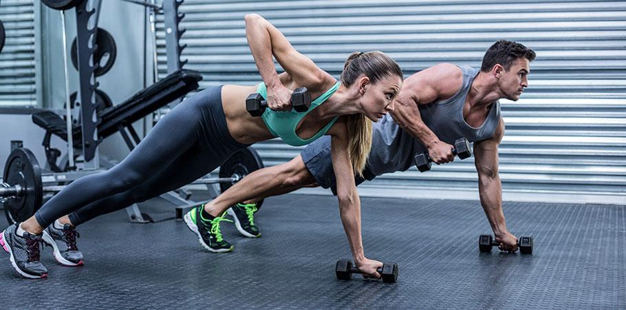 Välj golv efter idrott